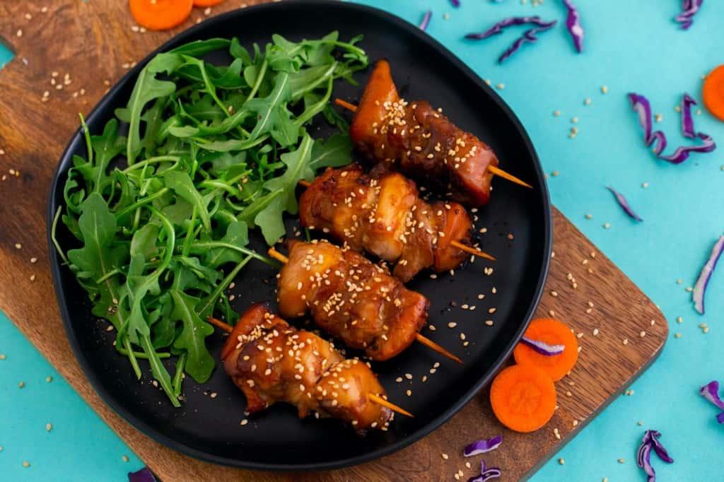Air fryer chicken teriyaki recipe