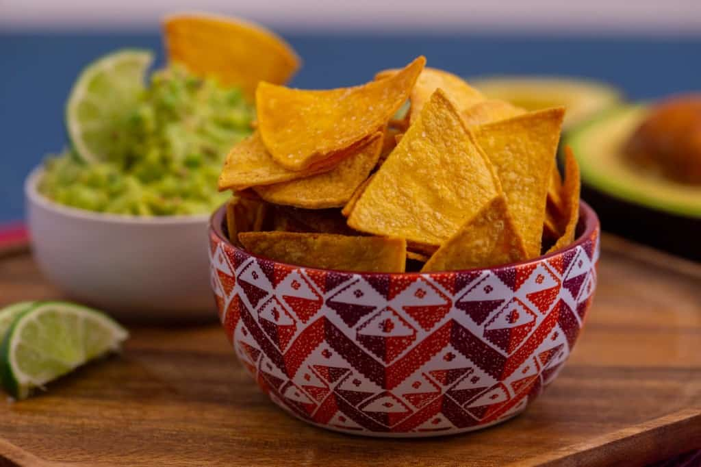 How to Make Tortilla Chips in Air Fryer