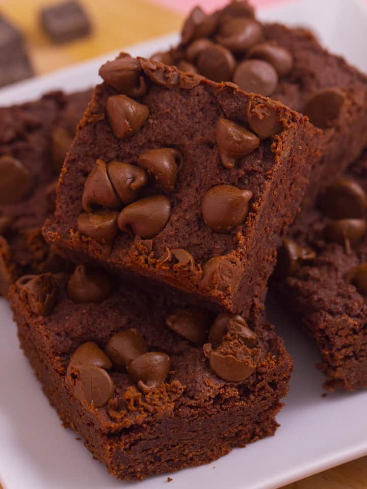 Eggless Brownies Recipe