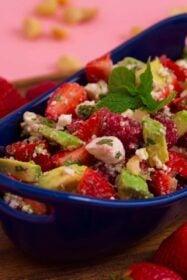 Keto Fruit Salad Recipe