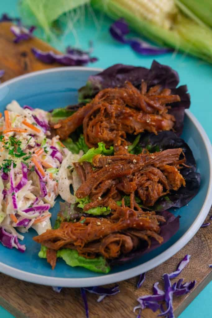 Whole30 Pulled Pork Slow Cooker Recipe