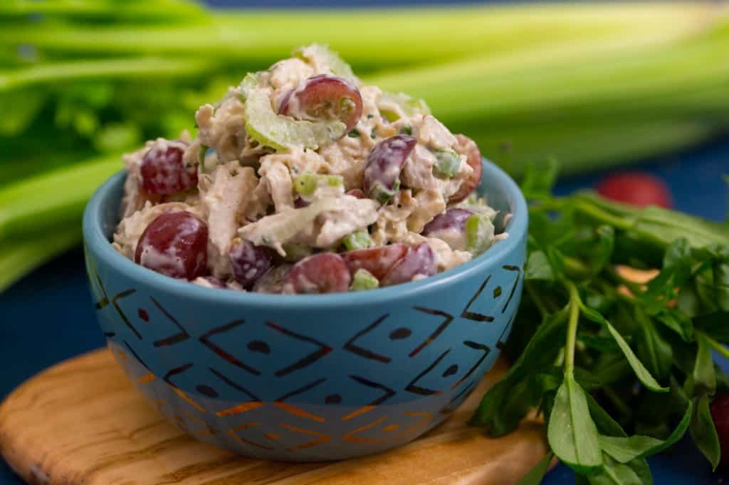 How to make chicken salad whole30