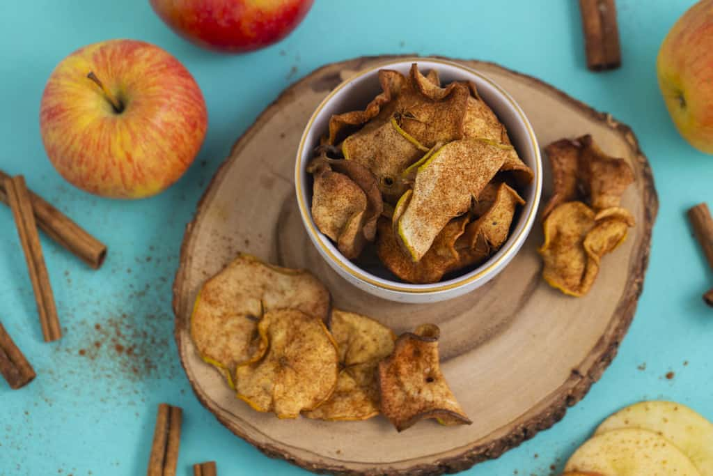 How to Make Apple Chips in Air Fryer