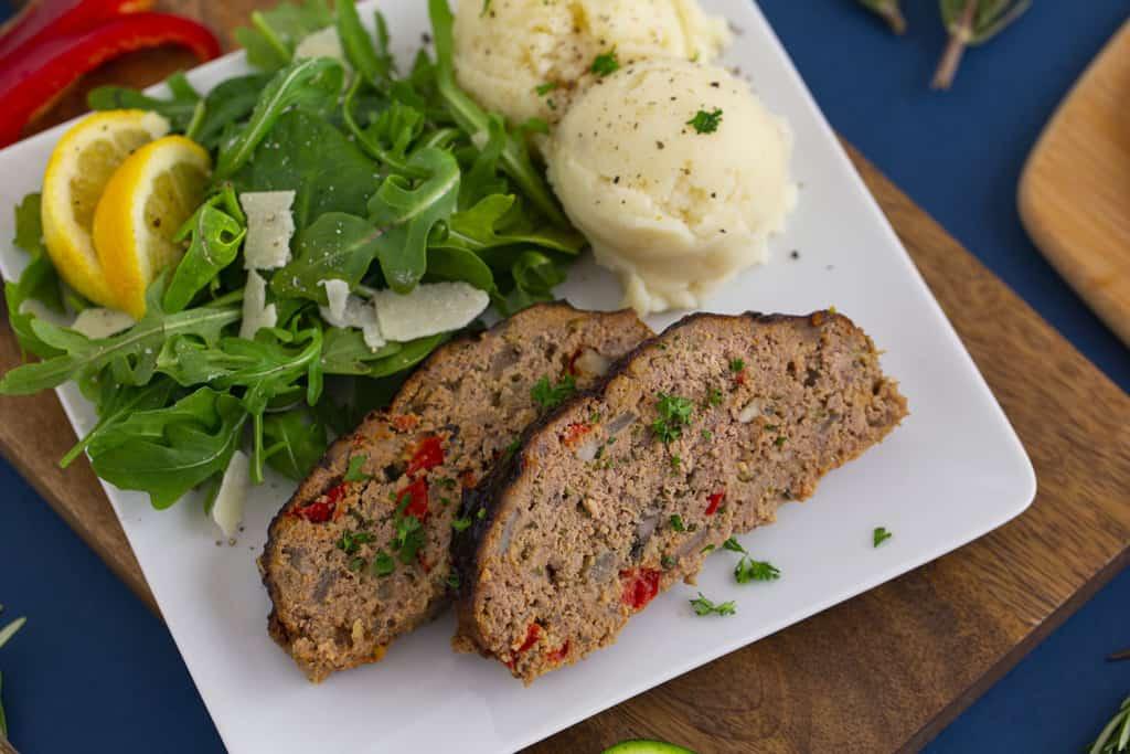 Easy Air Fryer Meatloaf Recipe