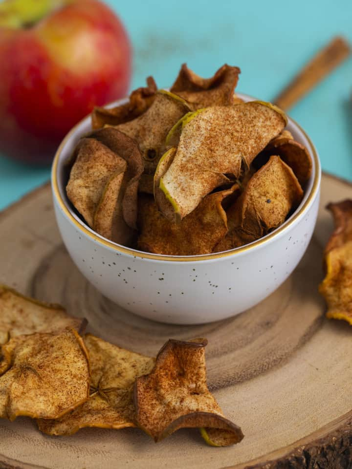 Air Fryer Apple Chips Recipe