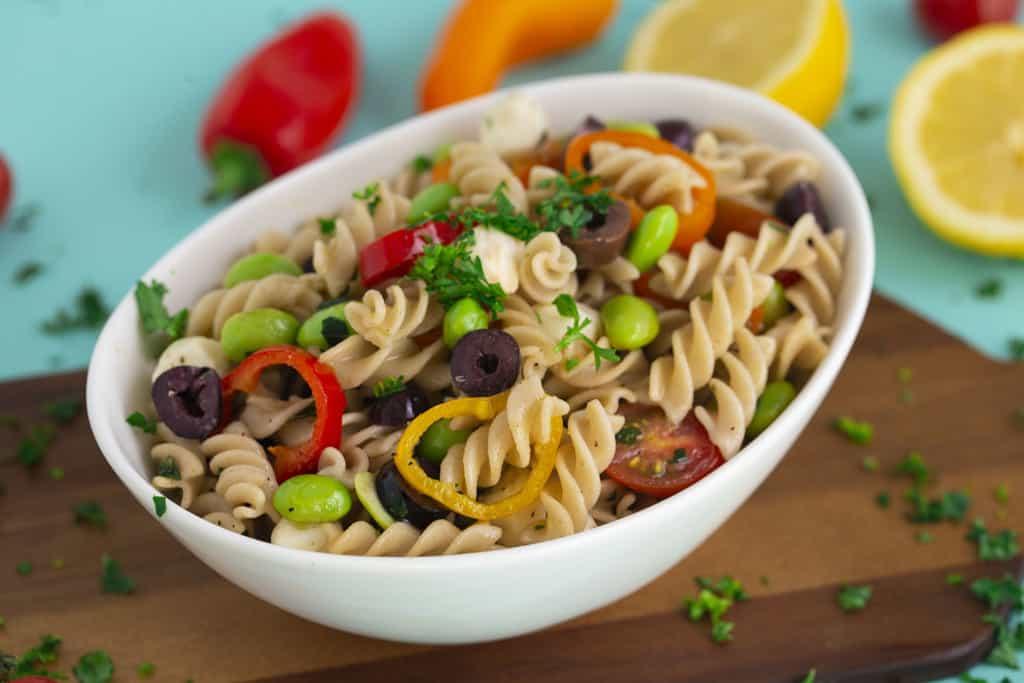 Cold GF Pasta Salad