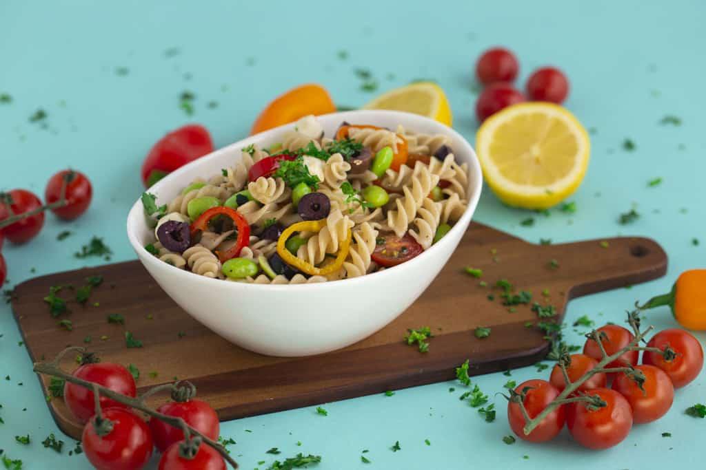 Gluten Free Italian Pasta Salad