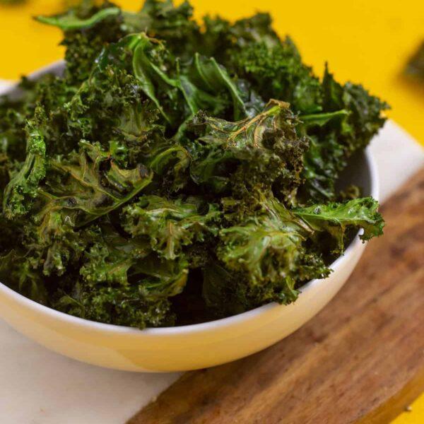 Air Fryer Kale Chips Recipe