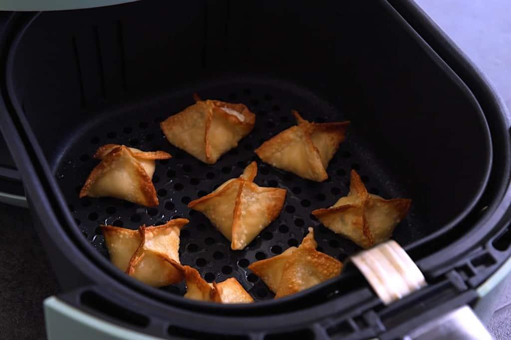 Crab Rangoon Air Fryer Recipe