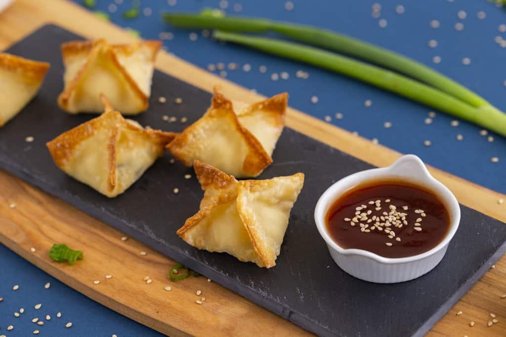 Air Fryer Crab Rangoon Recipe
