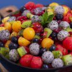 Dragon Fruit Salad Recipe