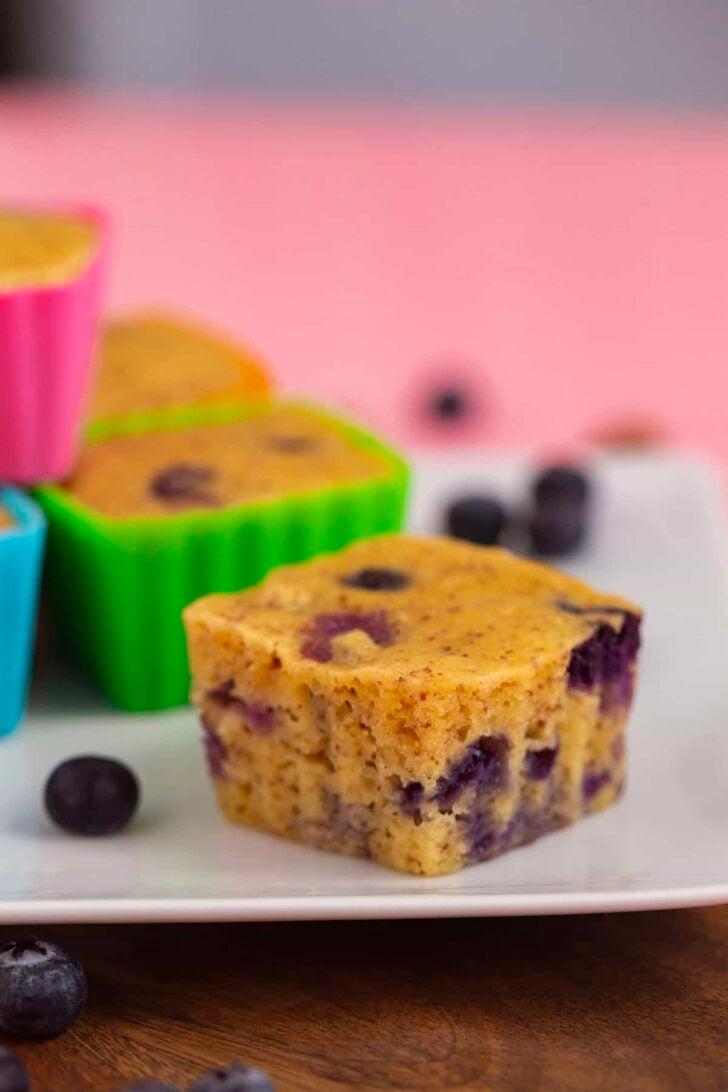 Paleo Muffins made with pancake mix