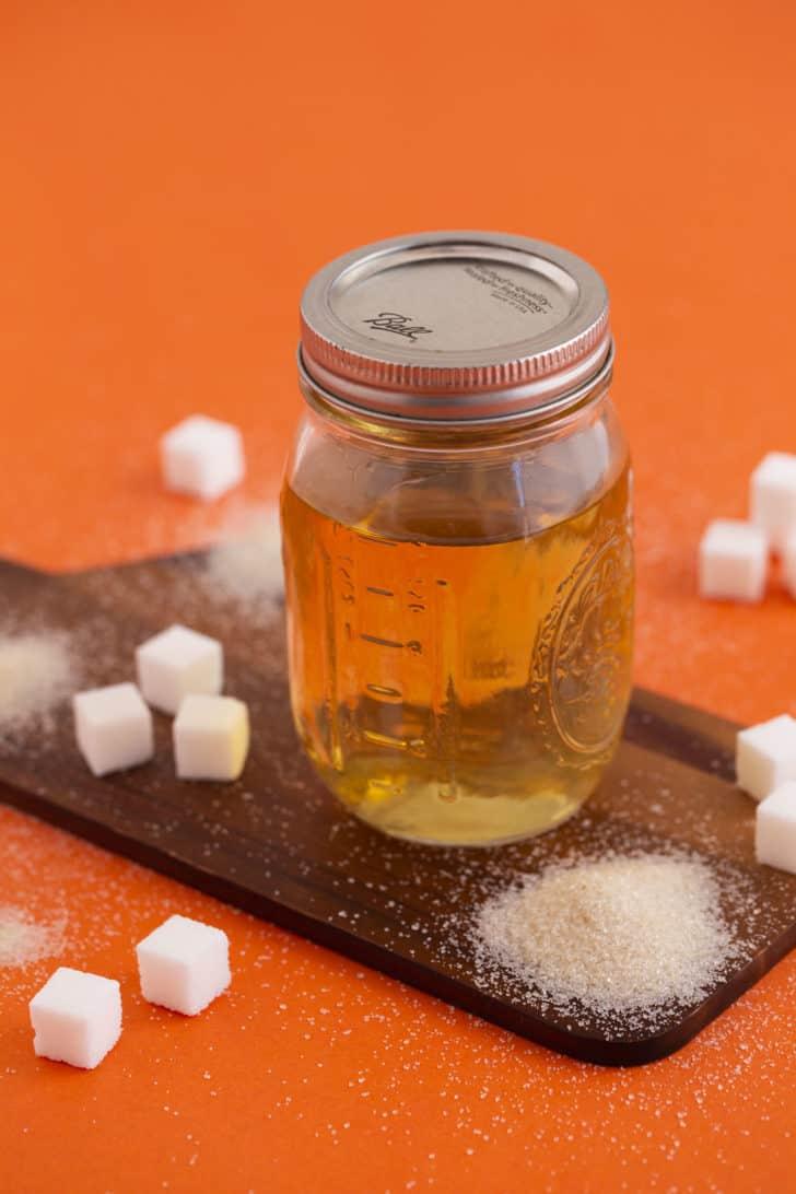 Cane Sugar Simple Syrup Recipe