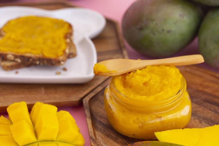 Sugar Free Mango Jam Recipe