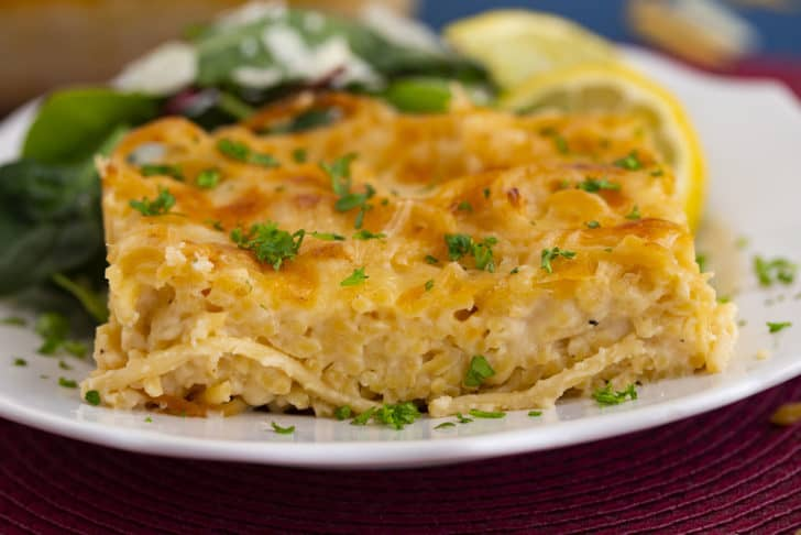 How to Make Mac and Cheese with Spaghetti Noodles