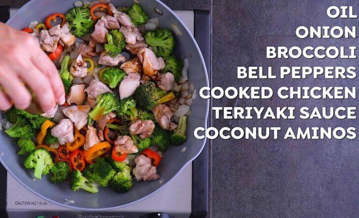Meal Prep Asian Bowl