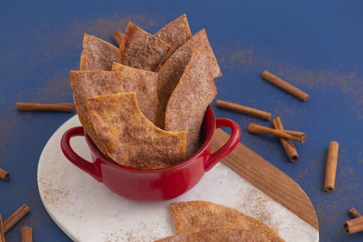 How to Make Bunuelos with Flour Tortillas