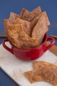 Baked Bunuelos Chips