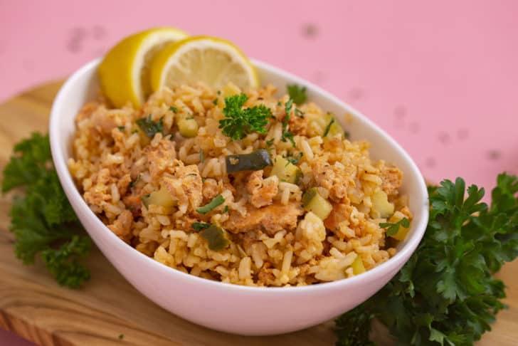 Salmon Bowl Recipe