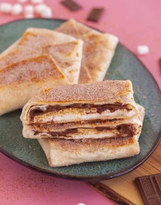 S'mores Crunchwrap Recipe