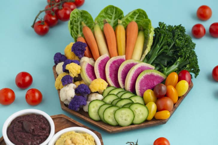 How to Make a Crudite Platter at Home