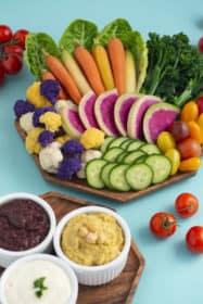 Vegetable Crudite Platter