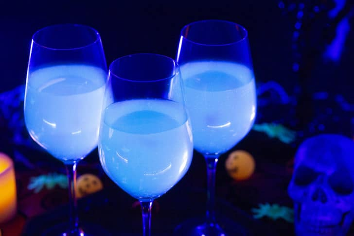 Glow in the Dark Lemonade