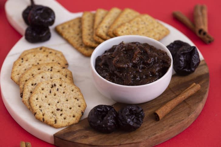 No Pectin Prune Jam Recipe