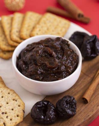 Dried Prune Jam Recipe