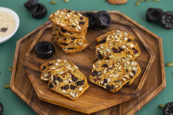 Raincoast Crisp Crackers Recipe